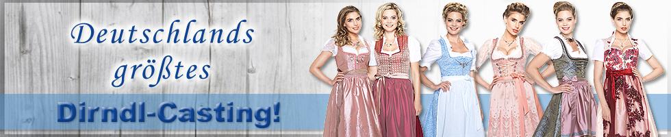 Deutschland`s größtes Dirndl Casting