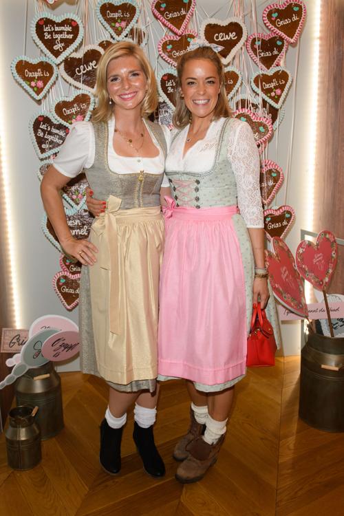 Lea-Sophie Cramer und Marina Hoermanseder