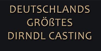 Dirndl-Casting