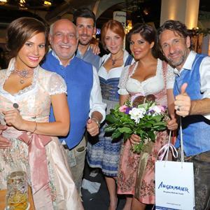 Angelina Heger, Dr. Axel Munz, Leonard Freier, Annika Ernst, Indira Weis & Falk-Willy Wild