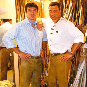 Klitschko Brüder