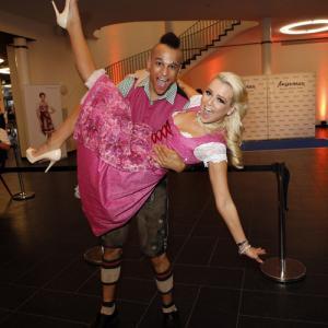 Doreen Steinert und Prince Damien
