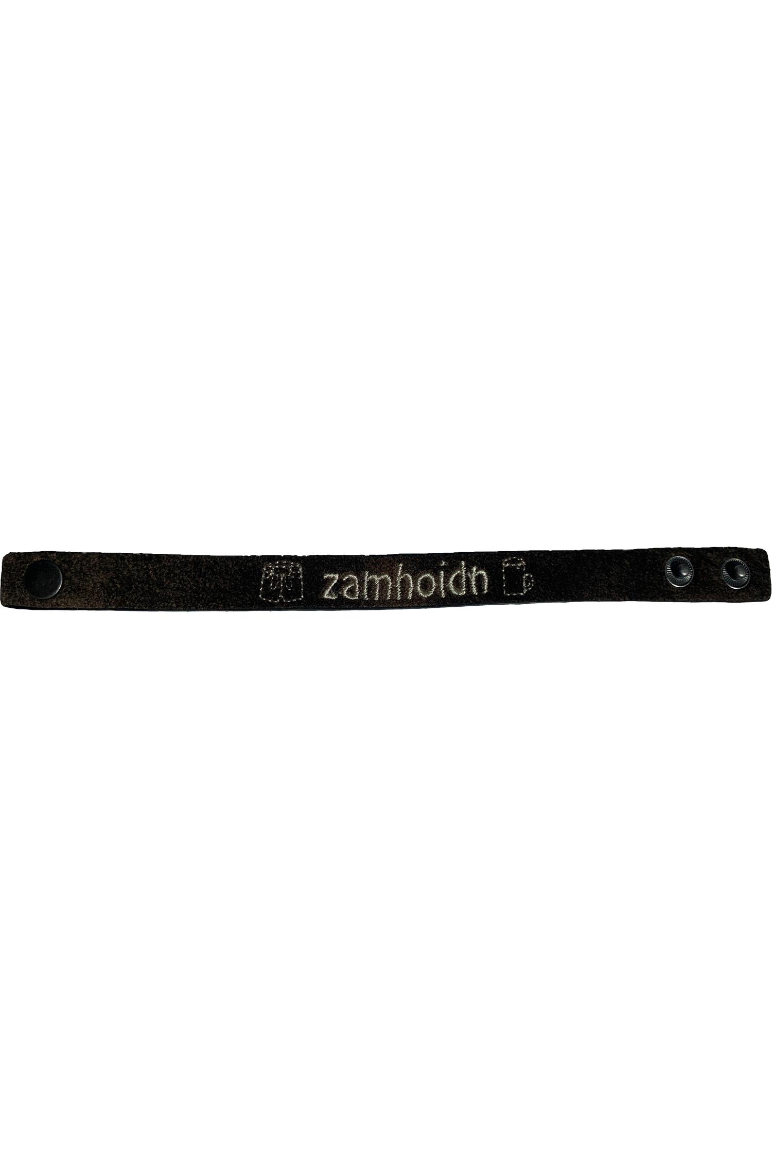 Armband Zamhoidn Herren * | dunkelbraun