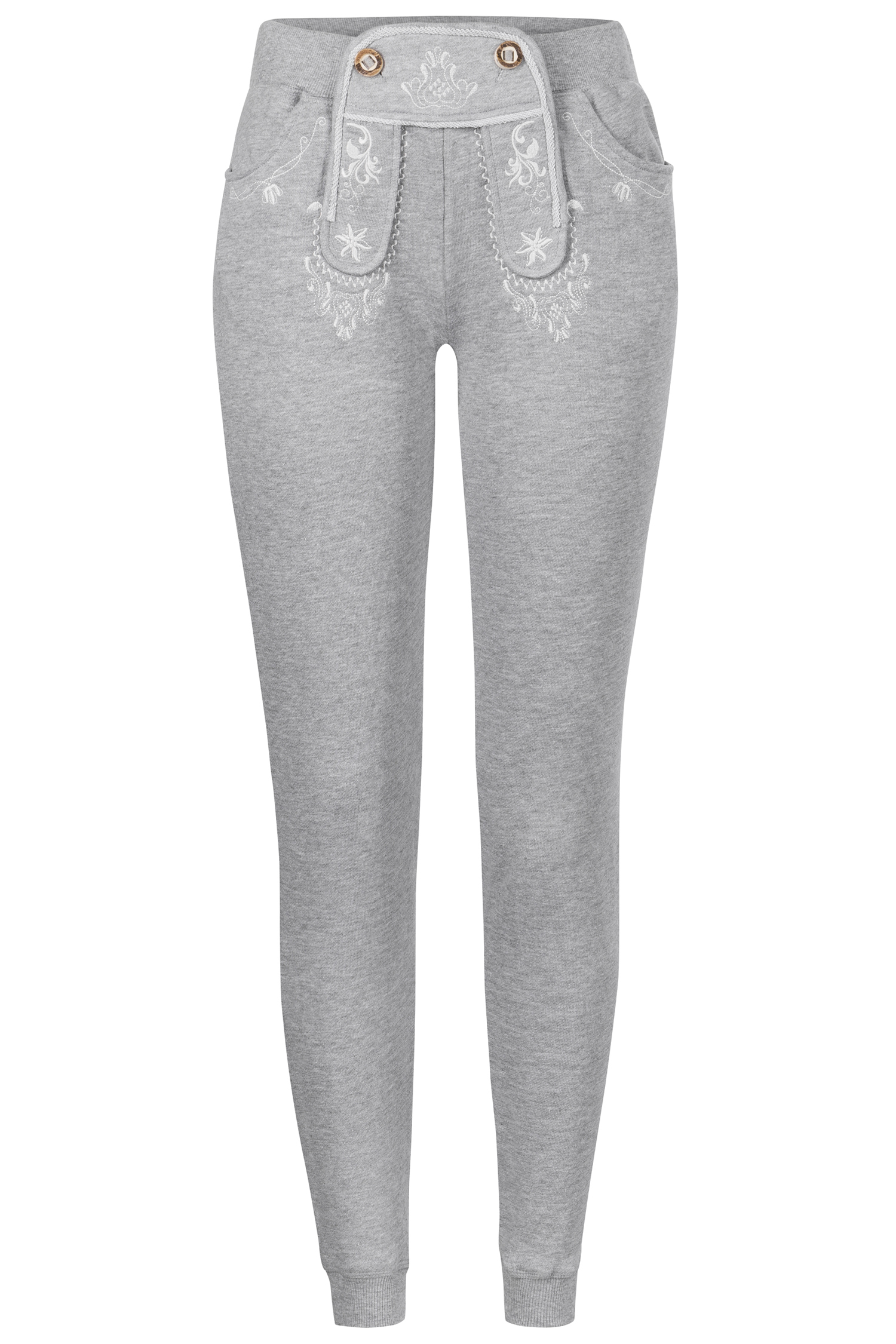 Trachtenjogger Shelly S | grau
