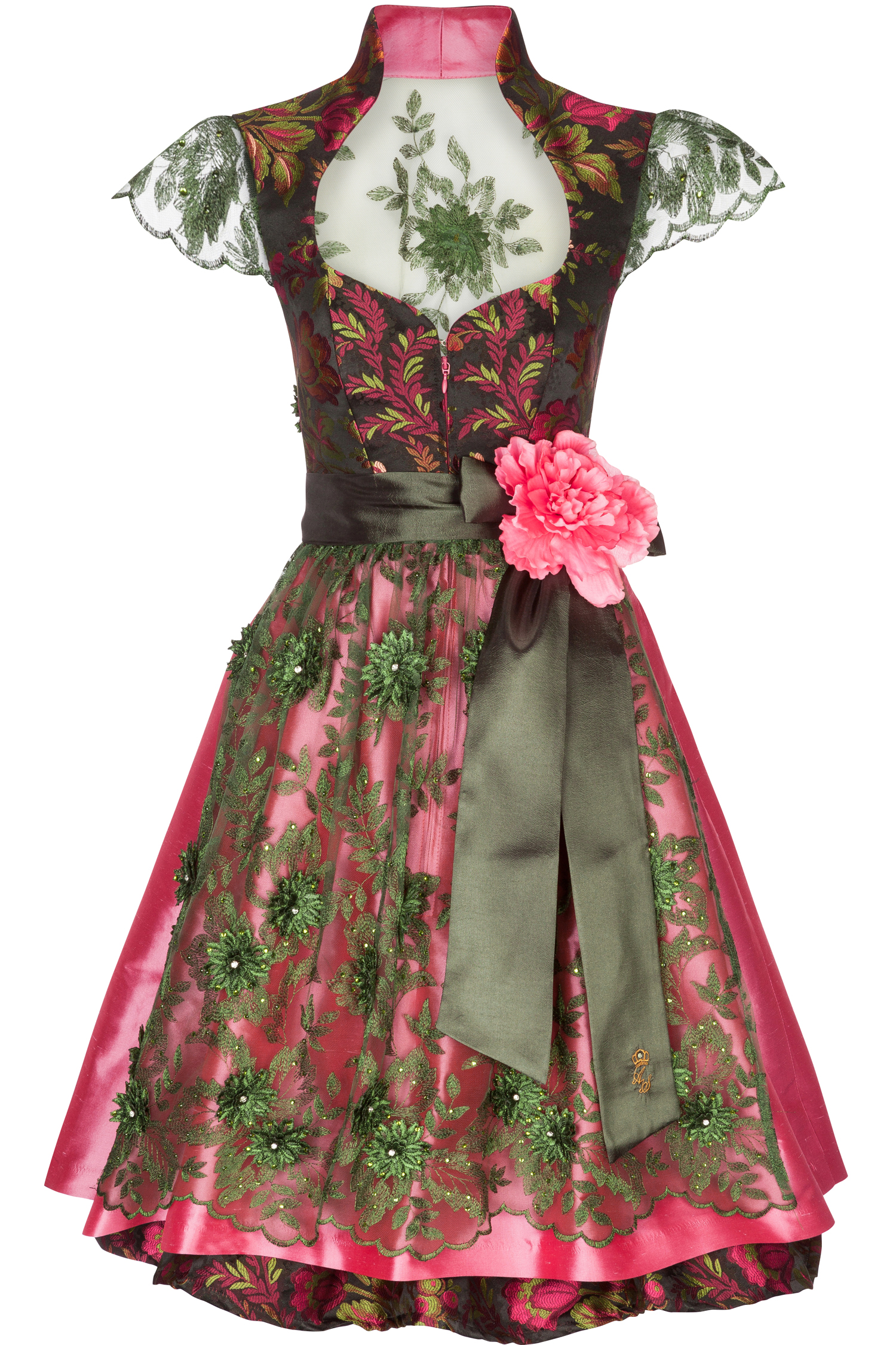 Dirndl Autumn love 32 | pink