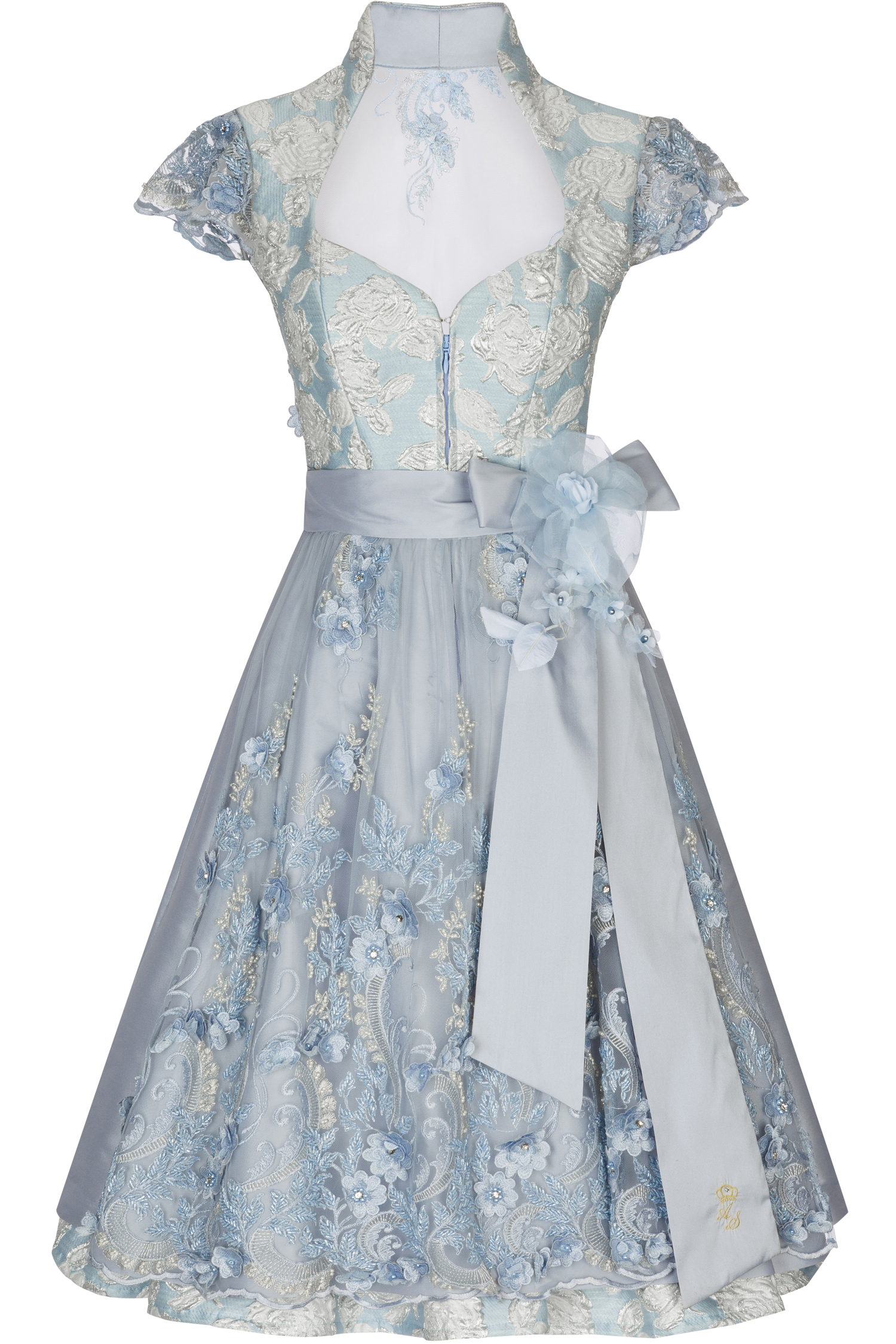 Dirndl Sweet delight 32 | blau