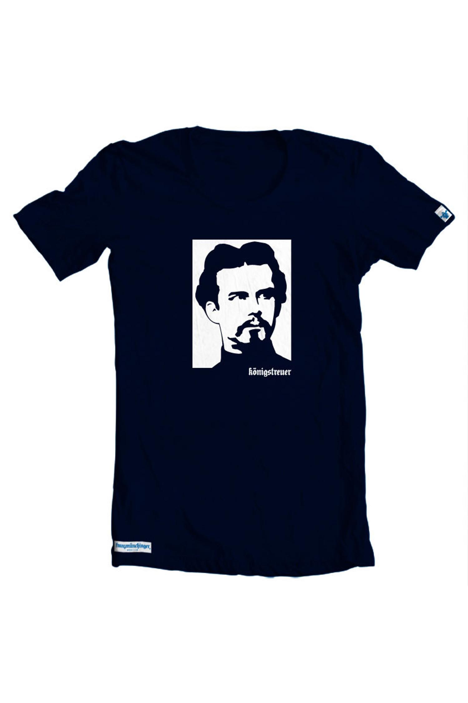 T-Shirt Ludwig XL | blau