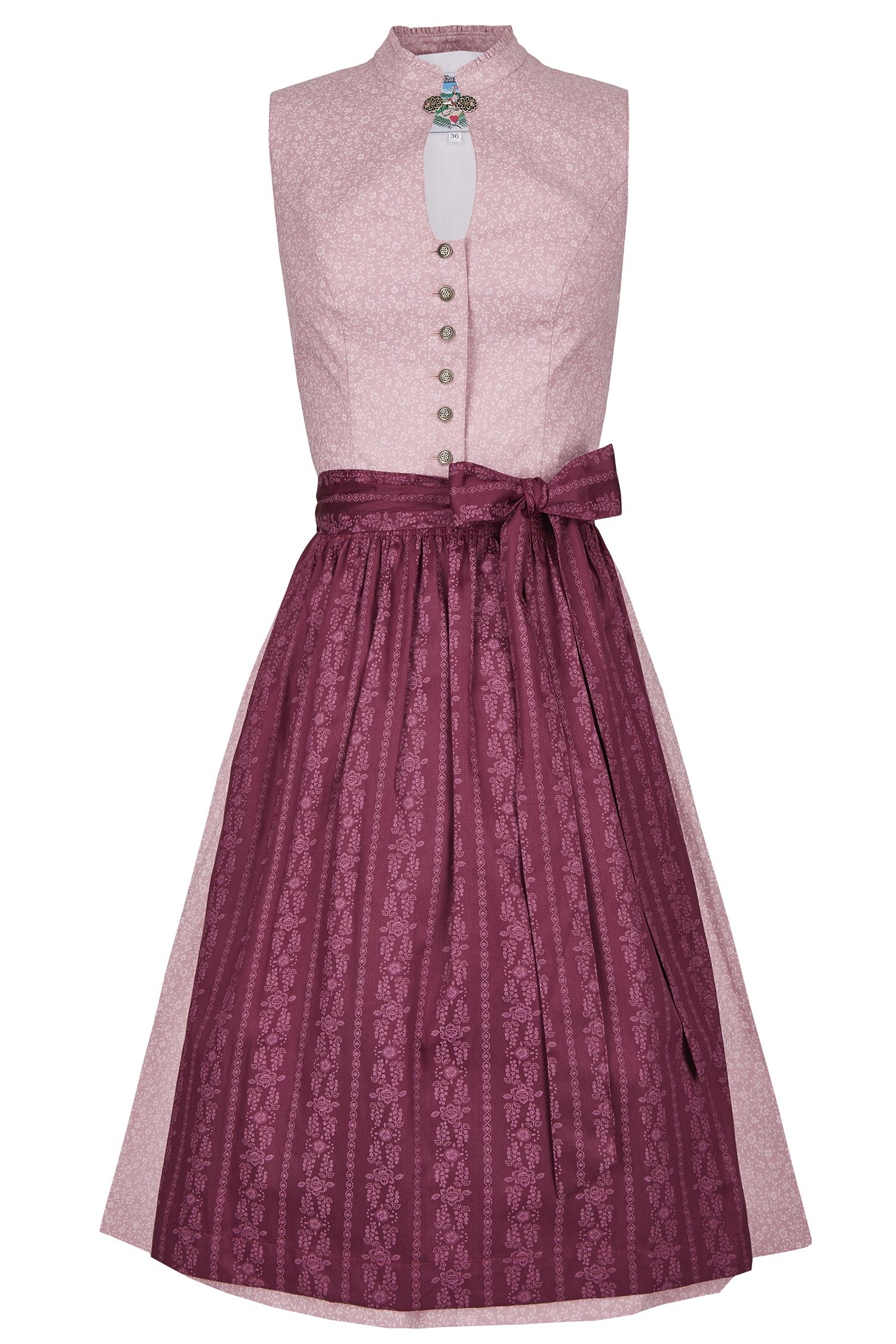 Dirndl Viktoria 46 | 9363 mauve rosa