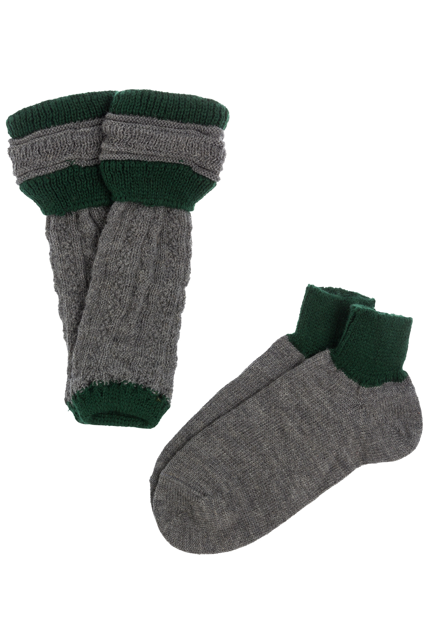 Loferl IV | grau-grün