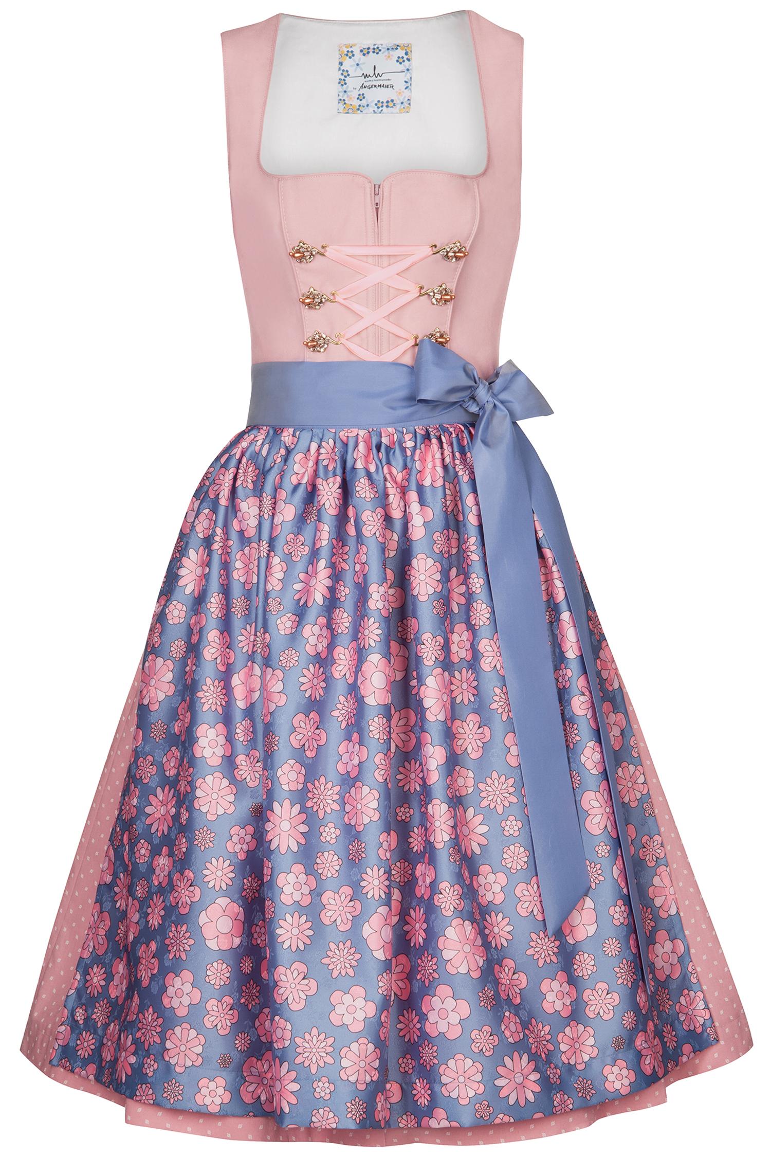 Dirndl Flower 40 | rosa 138