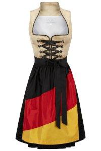 Dirndl Deutschland Glamour