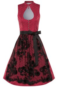 Dirndl Red Heart