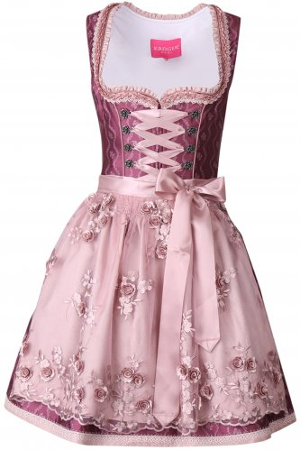 Dirndl Delicia 32 | 35 pink