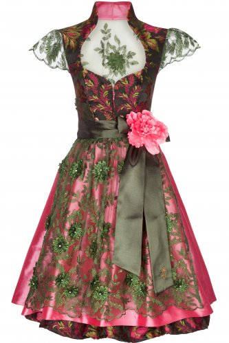 Dirndl Autumn love 40 | pink