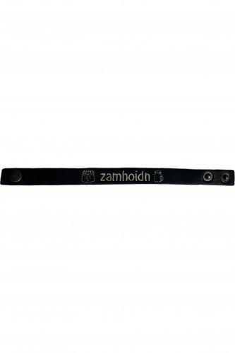 Armband Zamhoidn Herren * | schwarz