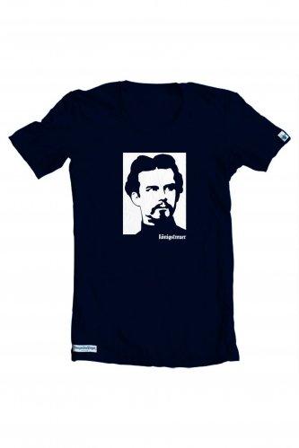 T-Shirt Ludwig S | blau