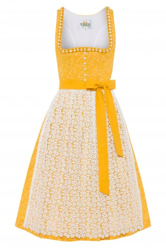 Dirndl Gundi 40 | 13 curry