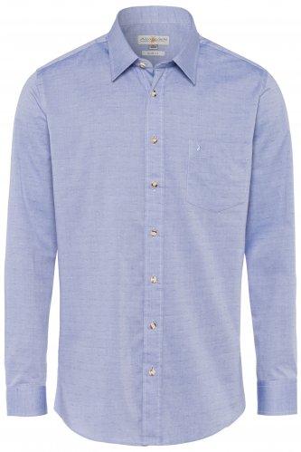 Trachtenhemd Slim-Fit M | 3074