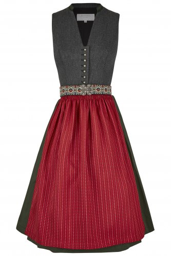 Dirndl Christl 38 | 69 anthrazit