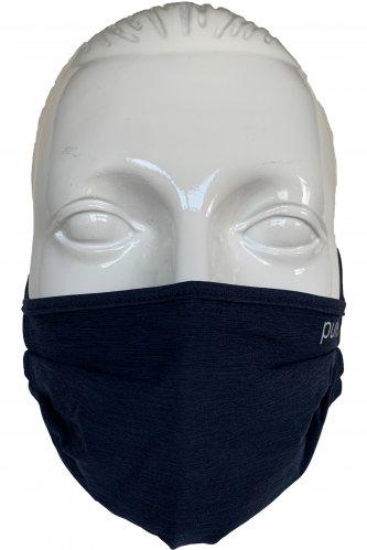 Atmungsaktive Gesichtsmaske II | 139 uni marine