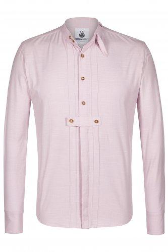 Pfoat-Trachtenhemd M | rose