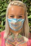Gesichtsmaske Weißwurst 4