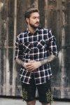 Trachtenhemd Distorted People Flannel 4