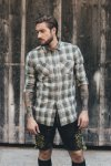 Trachtenhemd Distorted People Flannel 4