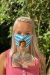 Gesichtsmaske Sissi 4