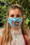 Gesichtsmaske Brezn 4