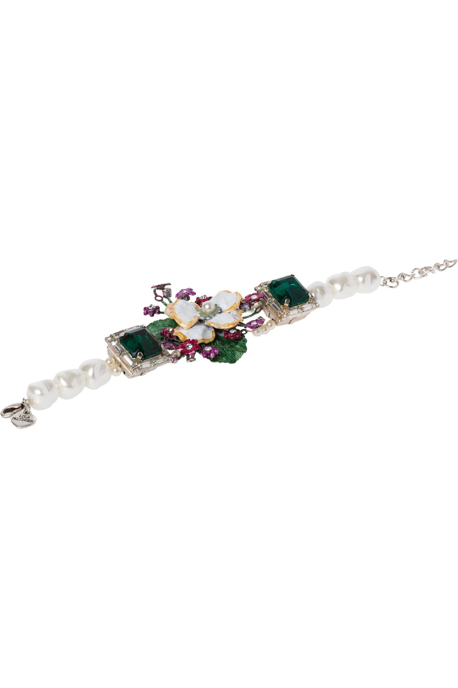 Armband Blütenpracht