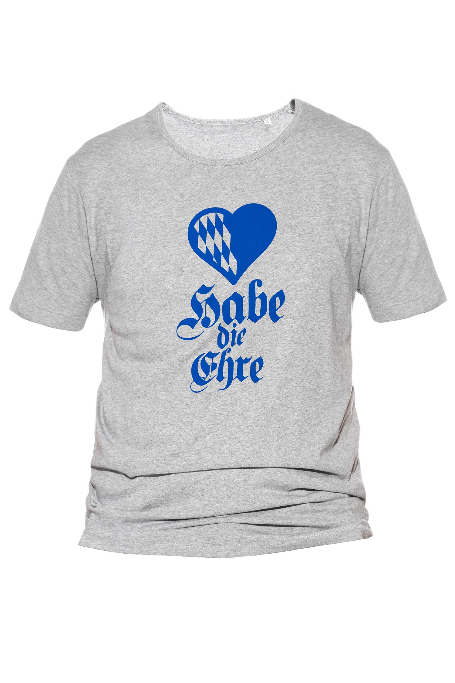 T-Shirt Habe die Ehre Herren