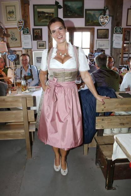 Kathi Witt in Angermaier
